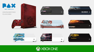 Pax West 2016: Win an Xbox One S Console