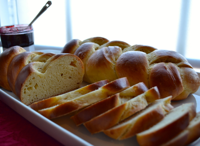 Armenian Easter Bread (Choereg) - taste love and nourish