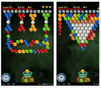 bubble shooter free game download