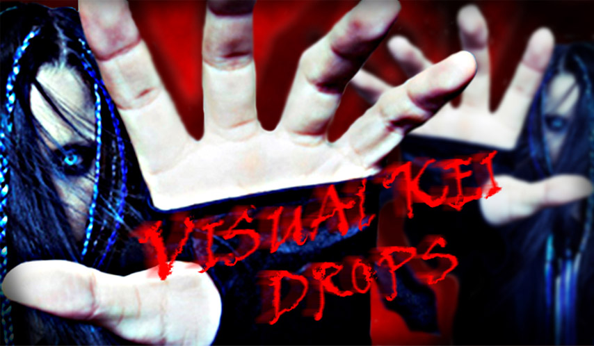 visual kei drops