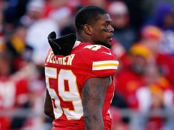Police videos show Chiefs' Jovan Belcher hours before his death