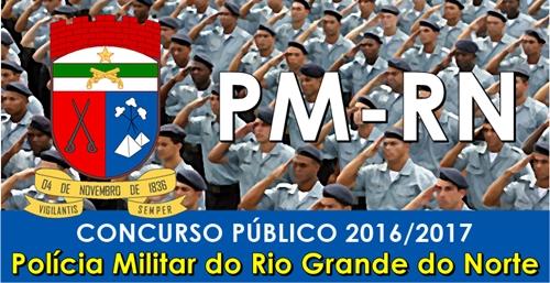 Apostila Concurso PM-RN 2017