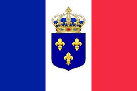 La bandera del compromiso en Francia