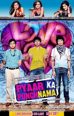 Pyaar Ka Punchnama - Pyaar Ka Punchnama 2011 (2011) Poster