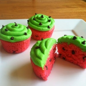 http://todaysworkathomemom.com/watermelon-cupcakes/