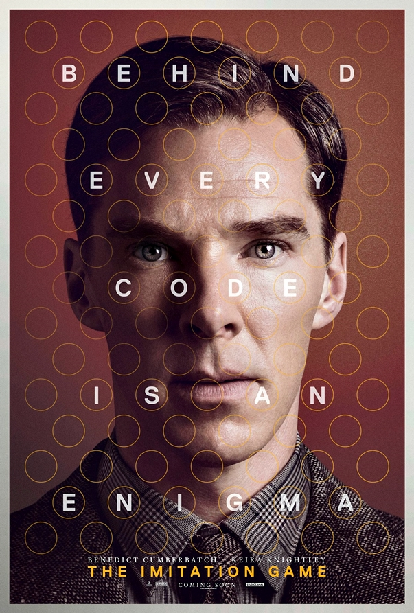 Póster: The Imitation Game