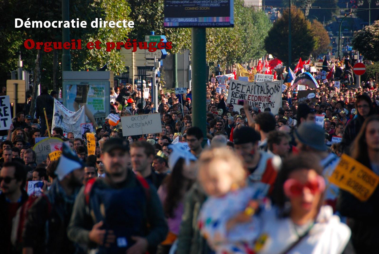 Citaten Democratie Directe : Démocratie directe orgueil et préjugés le webdoc