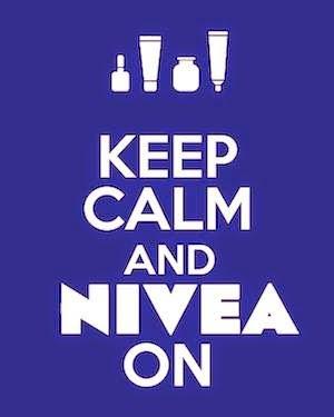 Je suis une Nivea girl