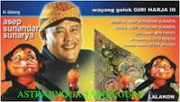 Wayang Golek Tokoh Cepot