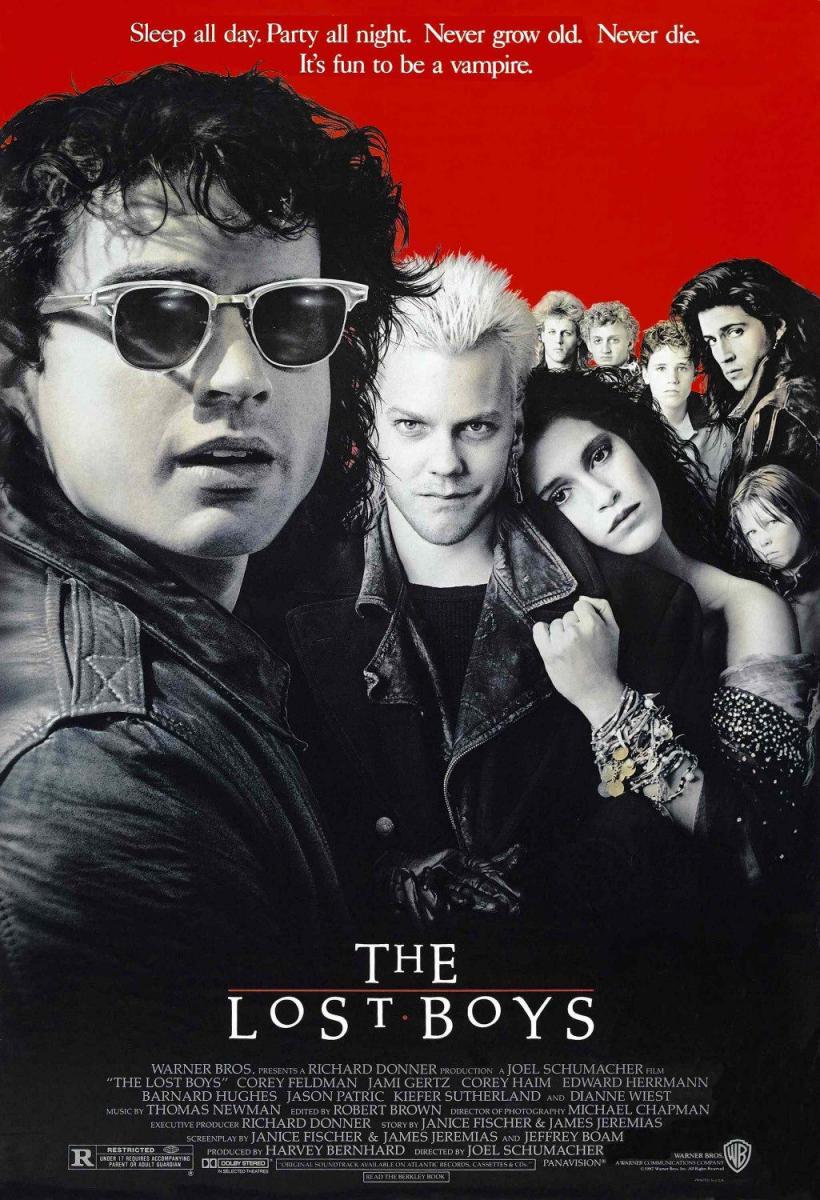 Jóvenes Ocultos (The Lost Boys) (1987)