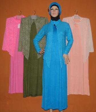Gamis Blazer Remaja Gkm4549 Diskon Grosir Baju Muslim