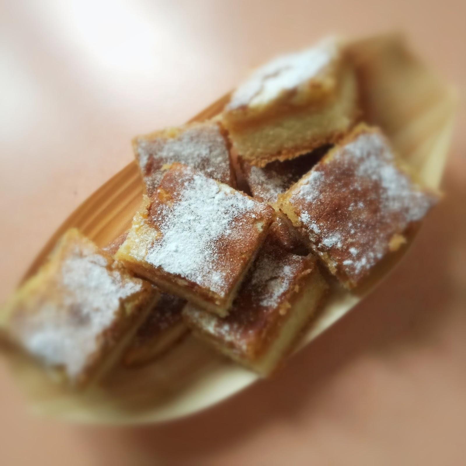 citroengebak met kokos van de Keukenzusters