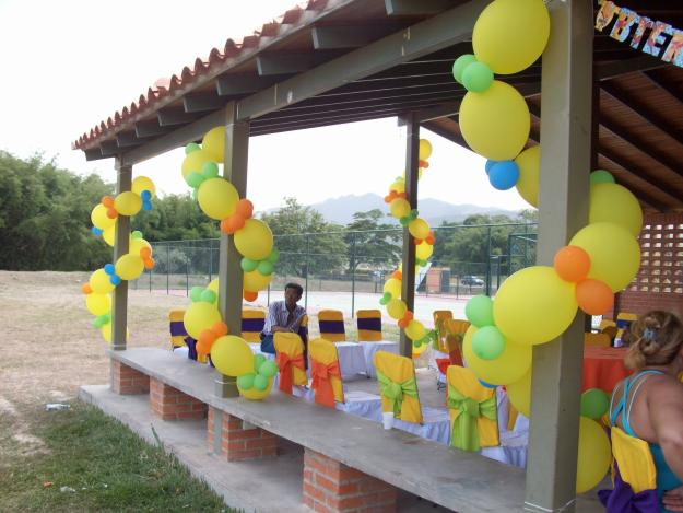Decoraciones infantiles for Adornos faciles para la casa