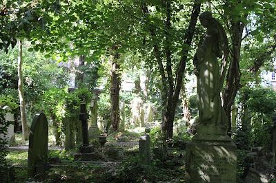 Cementerio de Highgate, London