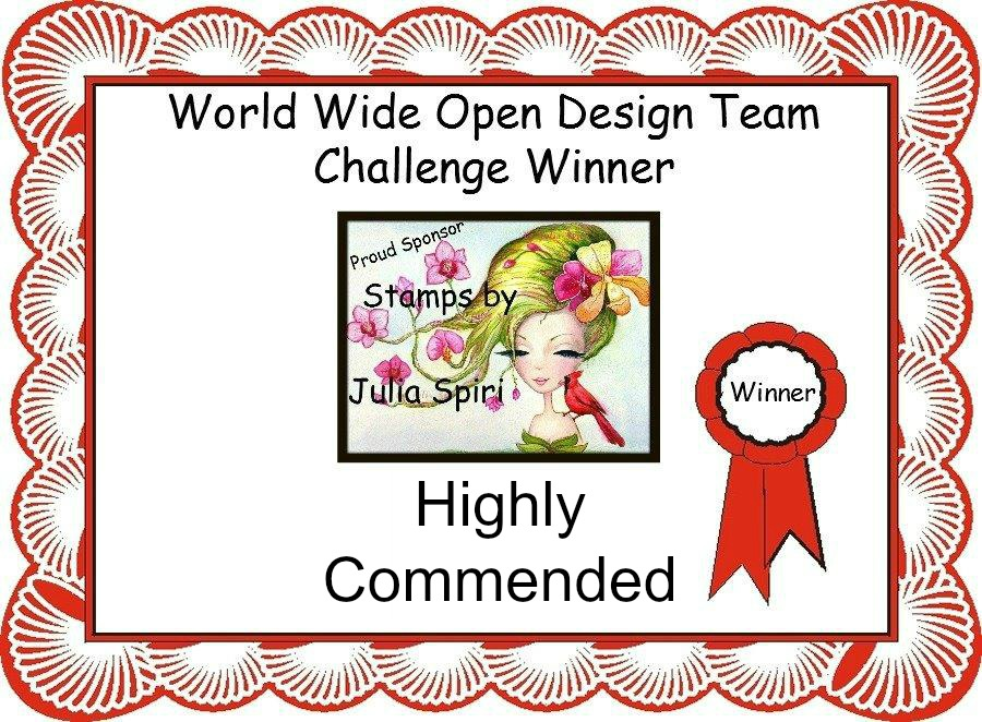 Highly Commended!