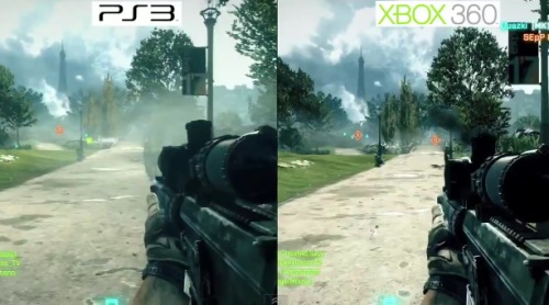 Microsoft's Xbox 360 vs. the Sony's Playstation 3