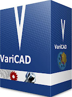 Free Download VariCAD 2013 v2.01 with License Key Full Version
