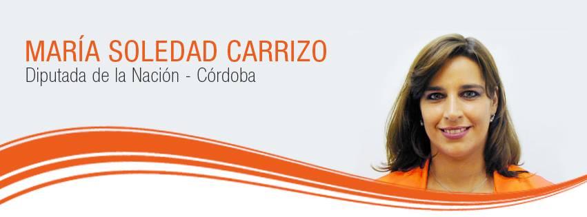Diputada Nacional Soledad Carrizo