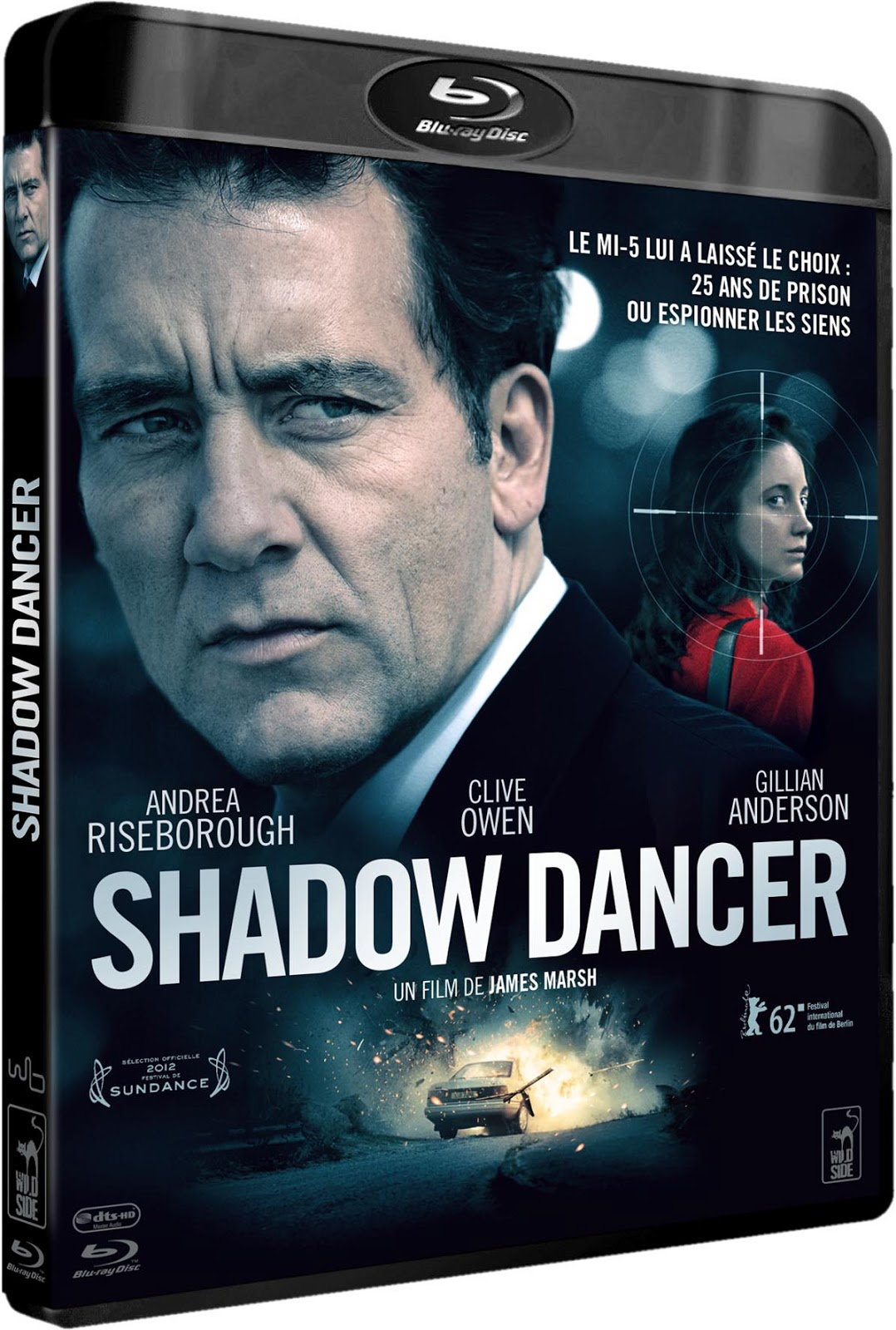 Shadow Dancer (2012) [MULTi-TRUEFRENCH] [Blu-Ray 720p + 1080p]