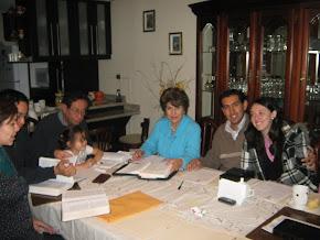 ESCUELAS DE FORMACION BIBLICA EN CASA