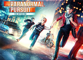Screenshots of the Paranormal pursuit: The gifted one for Android tablet, phone.