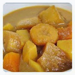 Resep Praktis (mudah) membuat makanan khas kolak pisang ubi enak