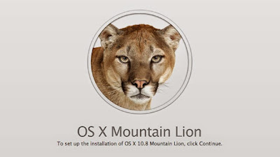 Download MAC OS X Mountain Lion (10.8) iso for free