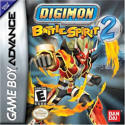 Download Digimon Battle Spirit 2 (English) Gameboy Advanced