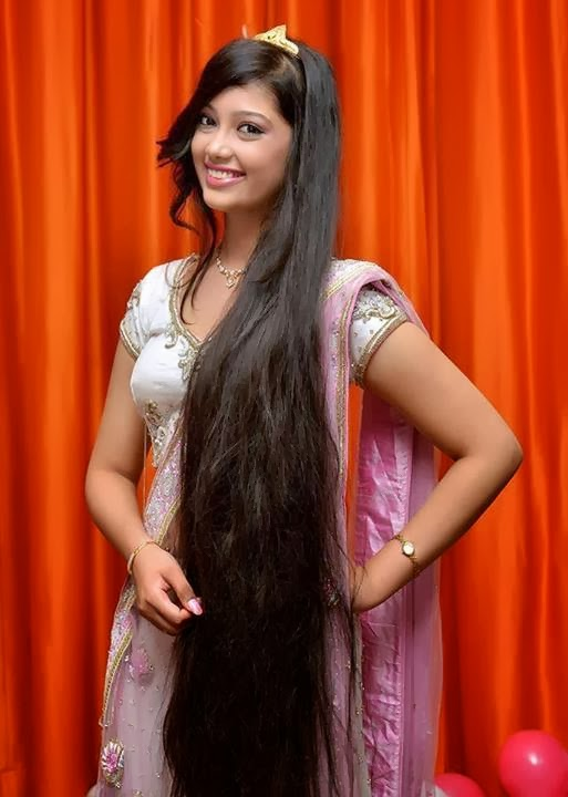 Haircuts For Long Hair With Names Indian : Indian Women Long Hair Collections