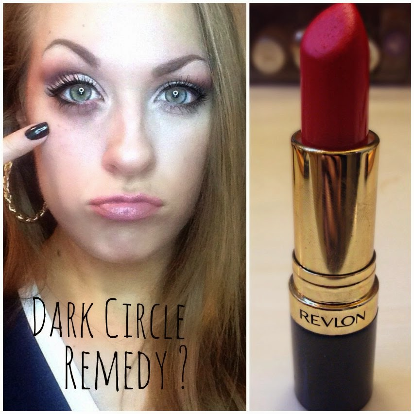 A Beauty Affair Makeup Myth Tested Does Red Lipstick Hide Dark