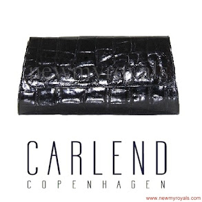 Queen Maxima Style CARLEND COPENHAGEN Aicha Clutch