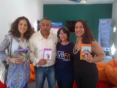 Alfaguara Infantil con los autores dominicanos