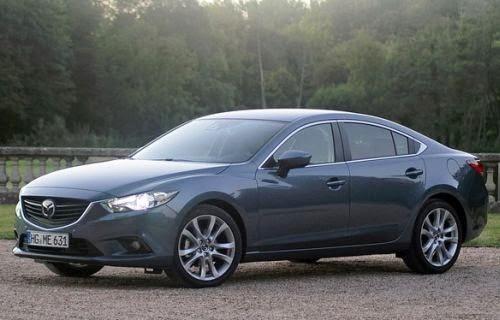 2015 Mazda 6 Release Date