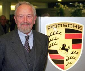 Muere el padre del Porsche 911