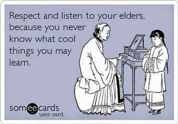 someecard elder