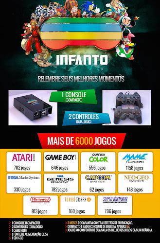 Infanto, o Console Brasileiro Campeão de Pirataria/Parte 2