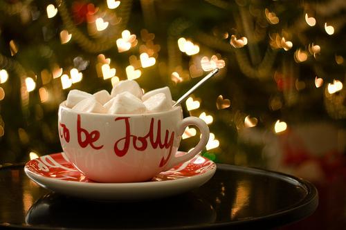 kerst marshmallow