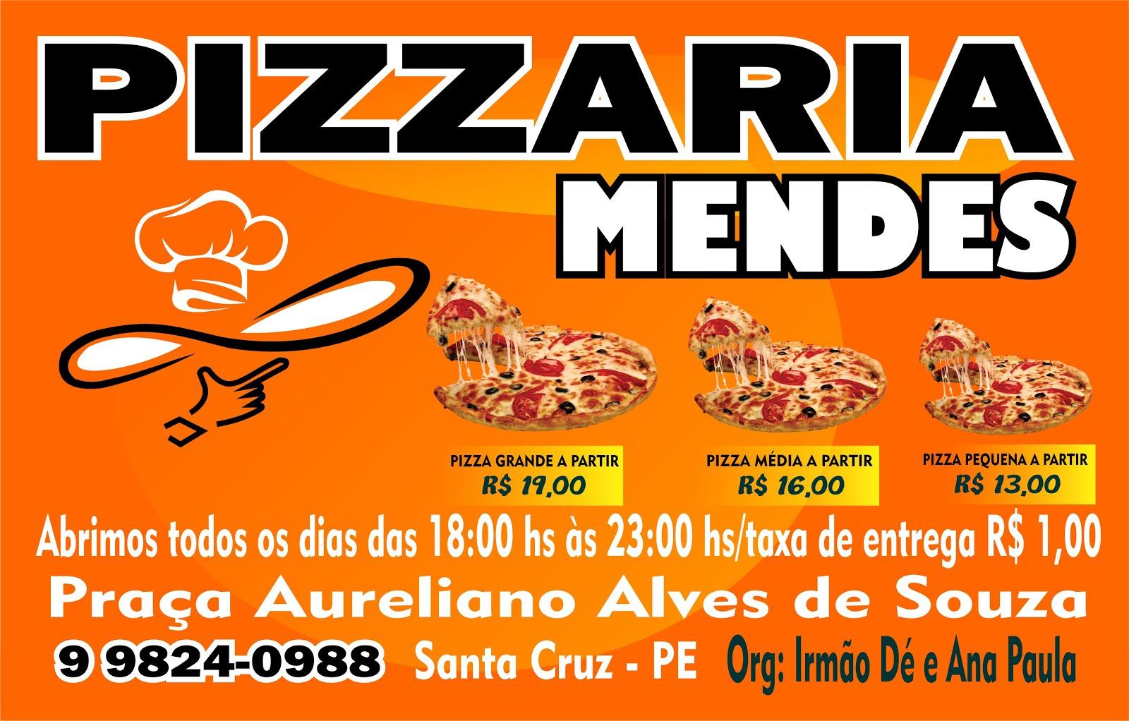 PIZZARIA MENDES