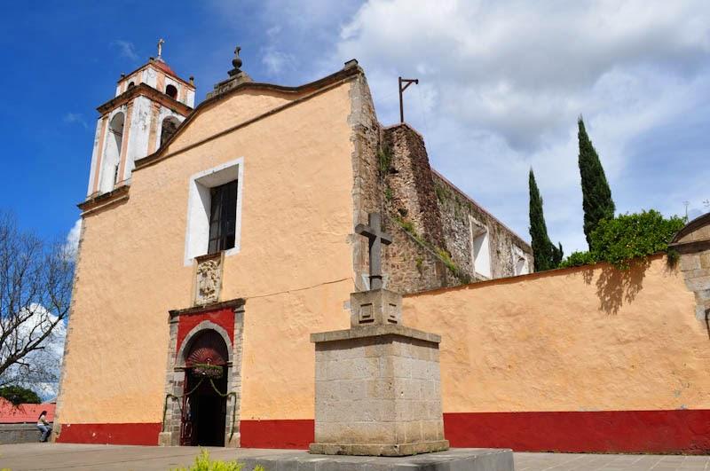 Iglesia de San Juan Bautista - Hidalgo