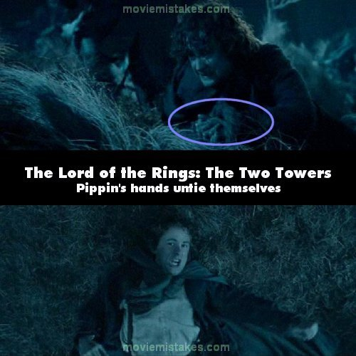 Middle Earth S Secrets Tolkien S Lord Of The Rings The Two Towers