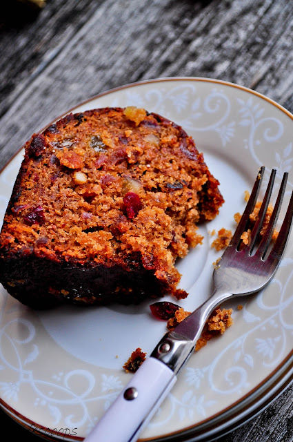 Christmas Plum Cake Recipe Without Rum