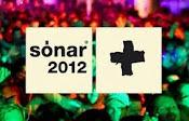 Sesiones Sonar 2012 Barcelona