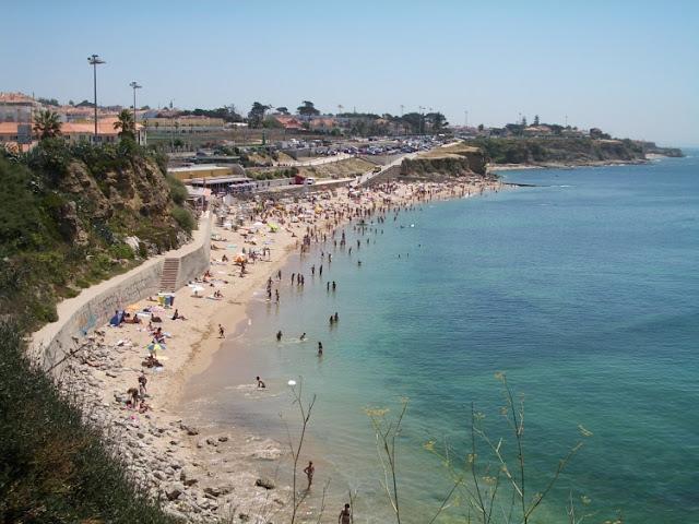 Praia de São Pedro de Estoril, Lisboa