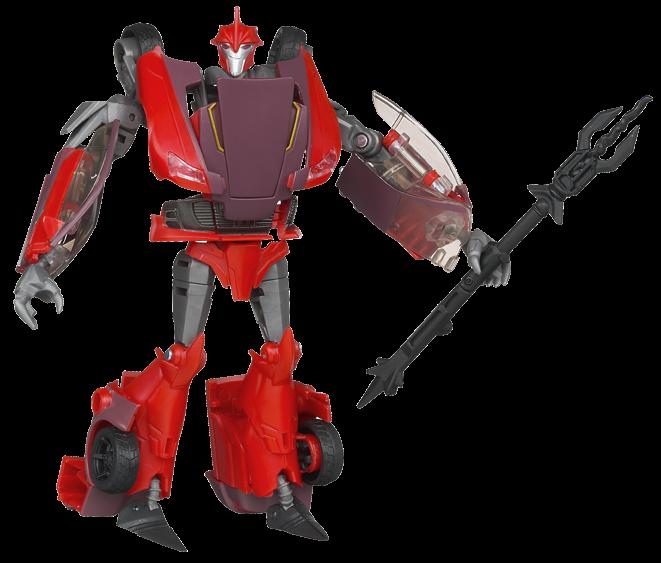 Middle Age Freak: Transformers Prime Best Hunters llega a México.