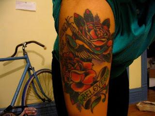 flower tattoos for guys