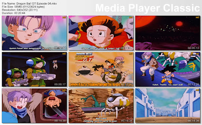 Download Film / Anime Dragon Ball GT Episode 04 Bahasa Indonesia
