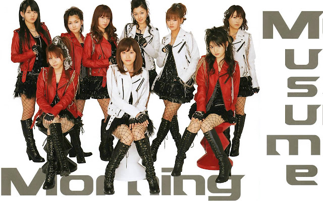 Morning Musume Wallpaper Momusu 2