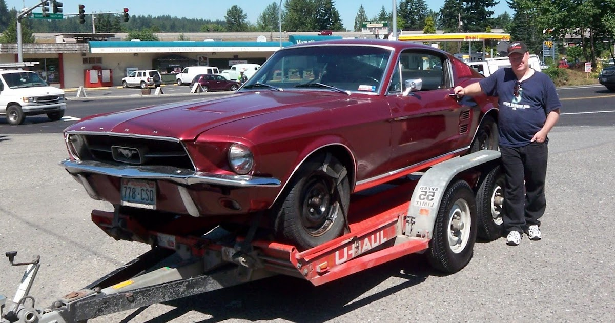 1967 GT500 Tribute Project: The hunt for a 1967 Mustang ...