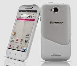 Handphone Lenovo terbaru Lenovo A706 Armani