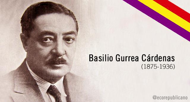 Basilio Gurrea Cárdenas en el republicanismo riojano